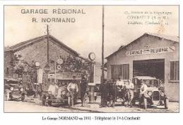 Accueil claude gerbaux informations for Garage de la francilienne pontault combault